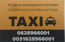 Afbeelding › Taxi ProTax Groningen.